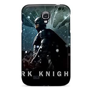 For Galaxy S4 Tpu Phone Case Cover(the Dark Knight Rises Official)