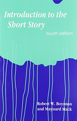 Introduction to the Short Story (Heinemann/Cassell Language & Literacy) PDF