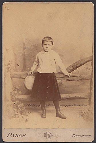 boy-straw-hat-skirt-rustic-studio-cabinet-photo-by-b-l-h-dabbs-pittsburgh-1890