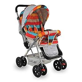 Best Stroller/Pram, Easy Fold, for Newborn Baby/Kids