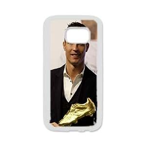 DIY phone case Cristiano Ronaldo cover case For Samsung Galaxy S7 AS2E7747938