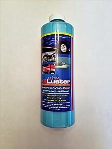 UltraLuster Waterless Car Wash n' Polish + Tire & Trim + Metal Luster - Trio Pack by Ultra Luster