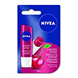NIVEA Lip Care Fruity Shine Cherry 4.8g