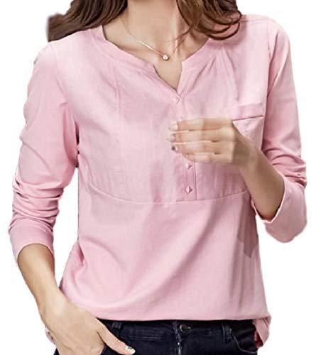 週間初期のナラーバー【ラララ】 Tシャツ シャツ 長袖 薄手 ゆったり オールシーズン着れる 生地に綿麻を使用 レディース