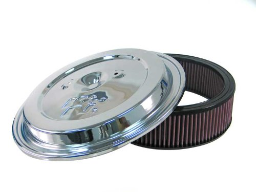 (K&N CE-1502 Chevy Chrome Top)