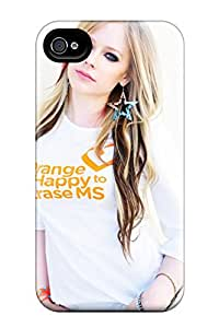 Fashion Protective Avril Lavigne 2013 Case Cover For Iphone 4/4s