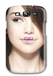 Perfect Selena Gomez Case Cover Skin For Galaxy S3 Phone Case