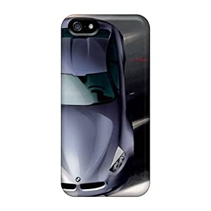New Premium UJS22686rnzS Cases Covers For Iphone 5/5s/ Bmw Concept Cs Top Sketch Protective Cases Covers Black Friday