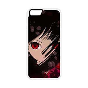 iPhone 6 Plus 5.5 Inch Cell Phone Case White Hell Girl3 CBVNDEA00369