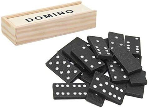 Lote de 20 Dominós de Madera - Juegos de Dominós Baratos Detalles ...