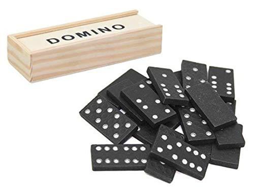 Lote de 20 Dominós de Madera - Juegos de Dominós Baratos ...