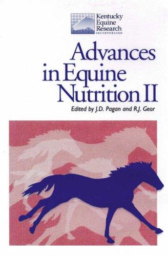Advances in Equine Nutrition II pdf