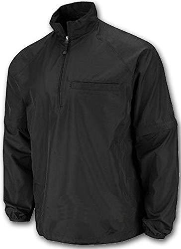 Umpire Base Shoes - Smitty Convertible Base Umpire Jacket (X-Large, Black)