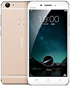 VIVO X6 Plus 5.7 inch Screen Funtouch OS 2.5 Smart Phone, CPU: MT6752 Octa Core 1.7GHz, RAM: 4GB, ROM: 64GB, Dual SIM, FDD-LTE & TDD-LTE & WCDMA & GSM (Gold)