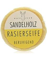 HASLINGER Sandelhout scheerzeep, 60 g