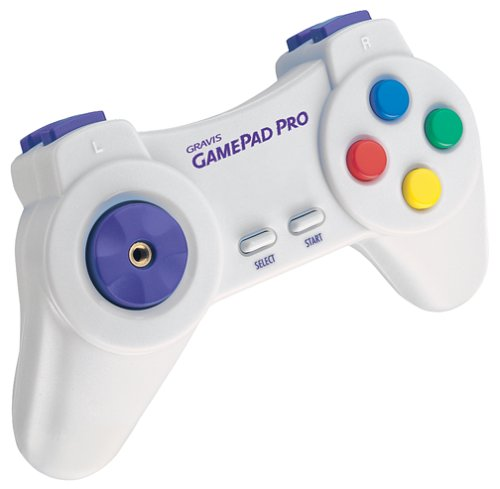 Gravis G42021 PC Gamepad Pro