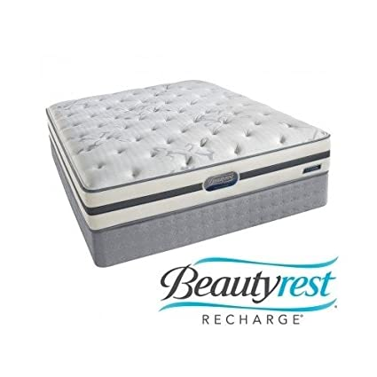 e2278c7baf5 Beautyrest Recharge Luxury Firm Queen Size Mattress Set with Foundation  Sleep System Bed Air Cool Plush