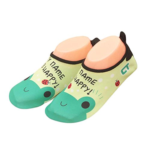 Shoes Shoes Indoor Kids Water Shoes Shoes Shoes Sock Sports Shoes Green Beach Soft wU85q8tO