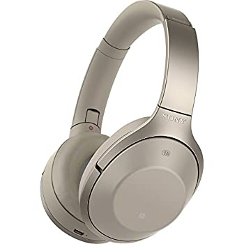 Sony MDR-1000X/C Wireless Bluetooth Noise Cancelling Hi-Fi Headphones (Certified Refurbished)