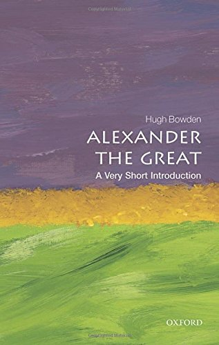 an introduction to alexander the great Tarn, ww alexander the great: volume 2, sources and studies, vol 2 cambridge: cambridge university press, 1948 thomas,carol g alexander the great in his world.
