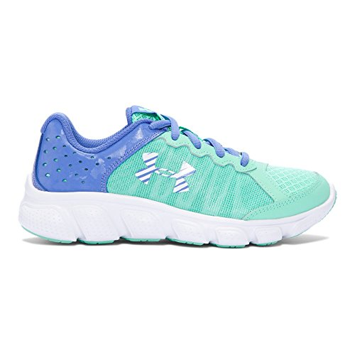Price comparison product image Kids Under Armour Assert 6, Antifreeze/White, 12K