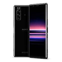 Image of the product Sony   XPERIA 5 with that is listed on the catalogue brand of Sony.