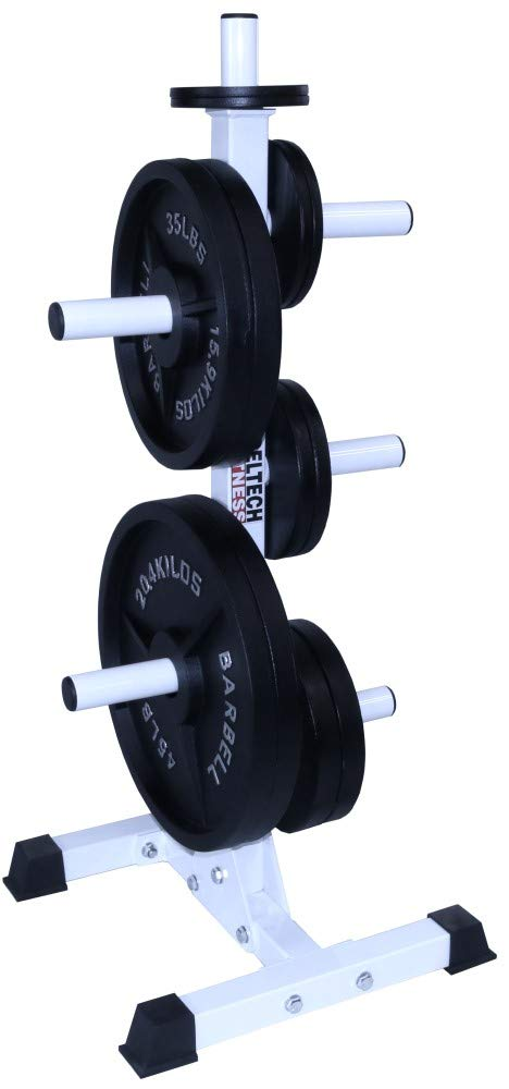 Deltech Fitness Olympic Plate Tree