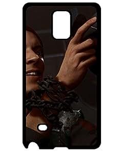 Comics Iphone4s Case's Shop Unique Design InFamous: Second Son Samsung Galaxy Note 4 case 1159408ZB829770222NOTE4