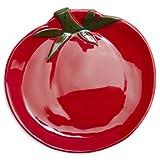 Sur La Table Jacques Pepin Collection Figural Tomato Plate G18PT , Set of 4