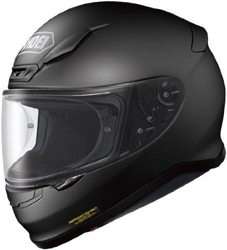 Shoei RF-1200 Matte Black Full Face Helmet - X-Large