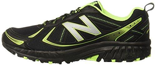 New Balance Men's MT410v5 Cushioning Trail Running Shoe, Black, 8 D US by New Balance (Image #5)