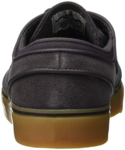 Stefan Zoom Multicolore Skateboard Light Brown 069 black Grey Nike thunder Homme Chaussures De gum Janoski d5fxywqS4
