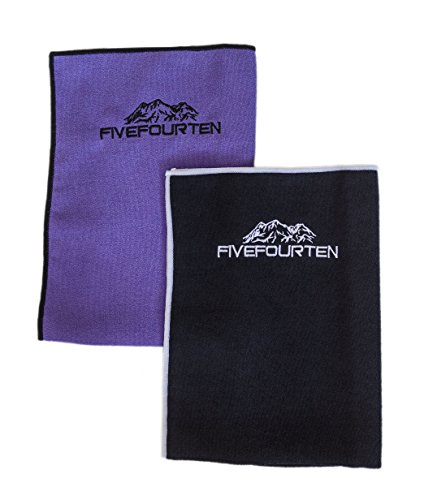 Soft Microfiber Yoga/Gym Towel Fast Drying, Super Absorbent, Anti Bacterial. Great for the Gym, Yoga, Camping, etc. + 1 tree planted with every purchase FiveFourTen