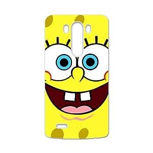 Lovely SpongeBo Cell Phone Case for LG G3