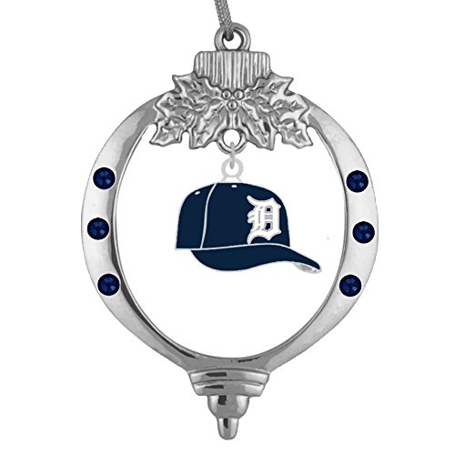 - Final Touch Gifts Detroit Tigers Baseball Cap Ornament