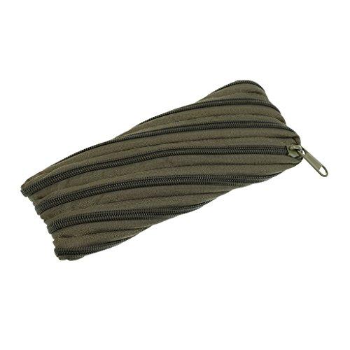 Gazechimp Outdoor Survival Beutel, kann Fallschirm Schnur werden, praktisch Pouch, Multifunktionelle Tasche
