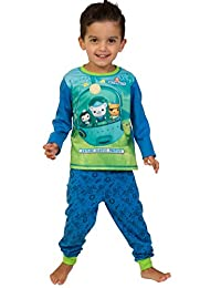 Octonauts Pajamas Explore - Rescue - Protect Pjs 3 to 6 Years W16