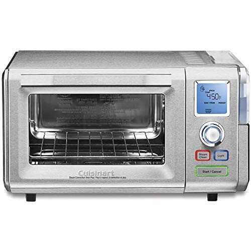 Cuisinart CSO-300 Convection Steam Oven, Stainless Steel (Certified Refurbished)