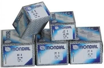 Mondial Clavos JC 1 500 Unidades