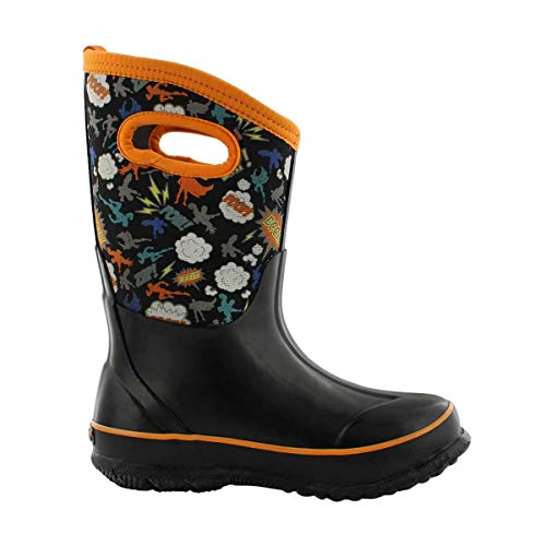 Pictures of Bogs Kids' Classic High Waterproof Insulated Rubber Kids Classic 2