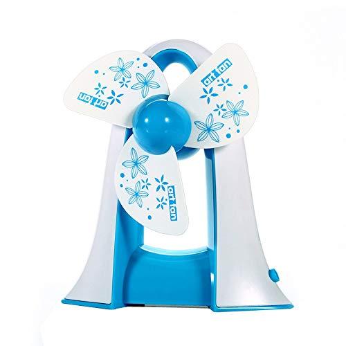 Mini USB Desktop Fan with Flexible Neck I Portable Desk Fan for Home, Office I Silent USB Fan I Fan