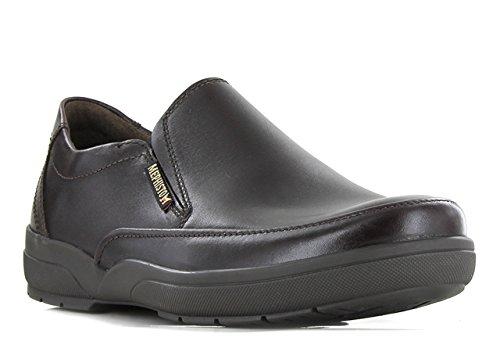 Oscuro Marrón Charles Hombre Casual Para Mephisto Zapatos Adelio qCwWgP6