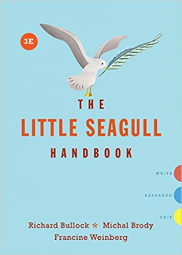 The little seagull handbook third edition kindle edition by the little seagull handbook third edition kindle edition by richard bullock michal brody francine weinberg reference kindle ebooks amazon fandeluxe Images