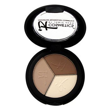 Naturally Pretty Luxe Eyeshadow Trio, Matte 1 oz (2.88 g)