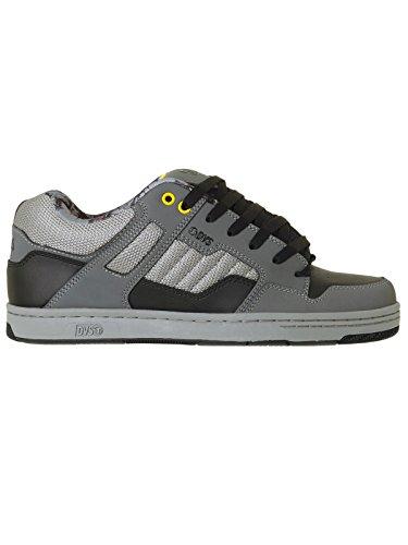 DVS Enduro 125 Black/Grey Leather Nubuck Deegan 8UK