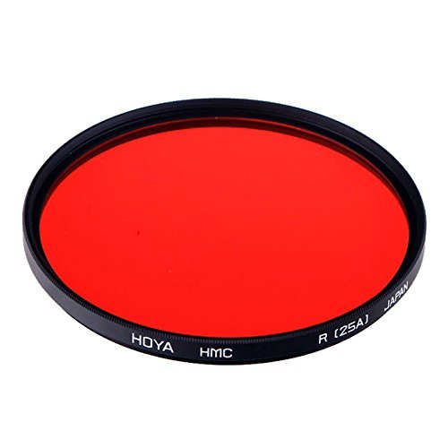 Hoya 62mm #Red 25 Multi Coated Glass Filter by Hoya