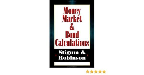 Stigum Money Market Pdf