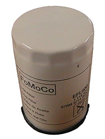 Nuevo filtro de aceite de Ford Escort/Focus/Fiesta/Galaxy/Connect 1119421: Amazon.es: Coche y moto
