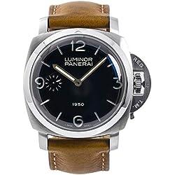 Panerai Luminor 1950 Mechanical-Hand-Wind Male Watch PAM00127 (Certified Pre-Owned)