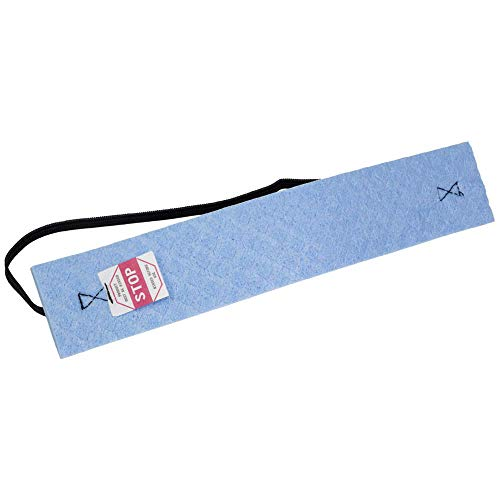 Jackson Safety Drybrow AA-100 Sweatband (16750), Elastic Band, One Size, Blue, 25 / Case